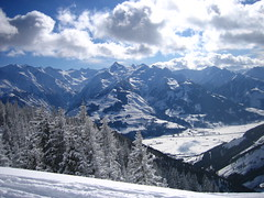 Snowy Mountains (Anne_wallflower) Tags: winter snow mountains alps austria europe snowskiing austrianalps
