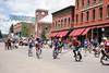 Unicycle Street Hockey
