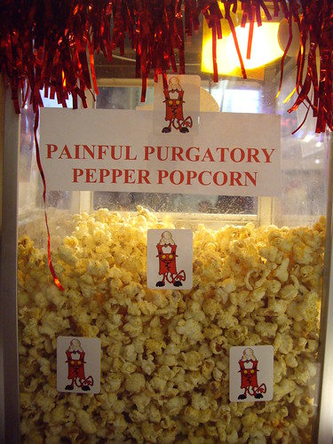 Pam's Painful Purgatory Pepper Popcorn