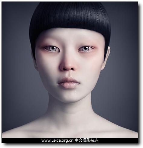 『沙龙国际展』俄罗斯肖像:Look Me in the Eyes