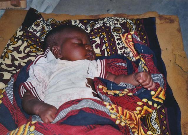 sleeping baby 2