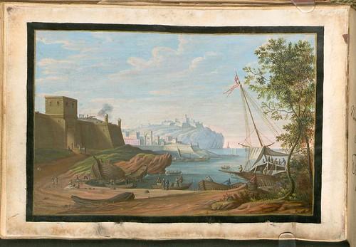 Liber Amicorum - Johann Christian Sigmund Mönch e