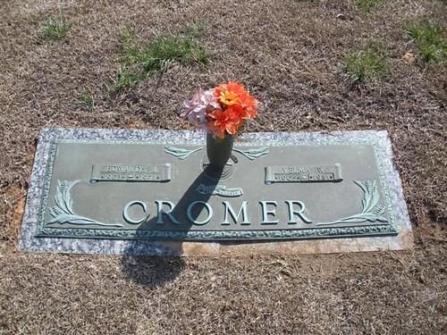 Velma & Edward Cromer