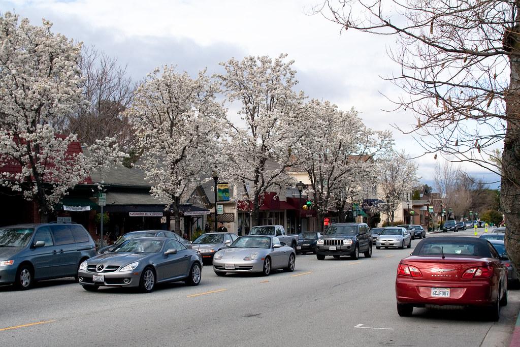 Saratoga, California