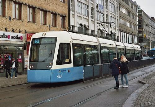 Ansaldo Tram