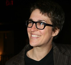 Rachel Maddow at a speaking engagement for the ACLU of Wisconsin (The Rachel Maddow Show) Tags: aclu msnbc rachelmaddow therachelmaddowshow