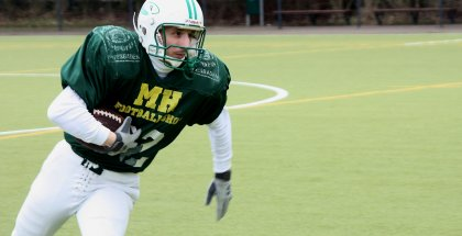 Wide Receiver American Football