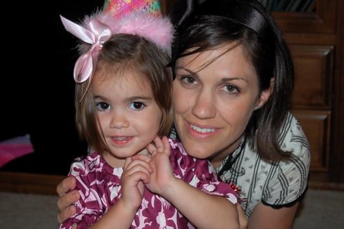 Gwen and Julie
