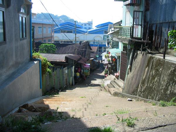 Бирма-Мьянма, Kaw Thaung