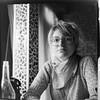 La pensé ronde, du point de vue de l'unique (Benoit.P) Tags: portrait woman 120 6x6 film square montréal mtl femme analogue mauricie fille troisrivières yashica635 benoitp benoitpaille