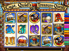 Virgin Casino Capt. Quid's Treasure Quest