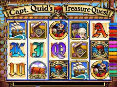 Virgin Casino Capt. Quid's Treasure Quest