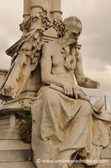 Public Ceremony, Father Time's Statue - Xela, Guatemala (uncorneredmarket) Tags: cemetery grave statue guatemala marble fathertime centralamerica xela quetzaltenango aes elcalvario
