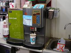 7-11咖啡機
