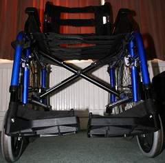 Wheelchair - in glorious technicolour