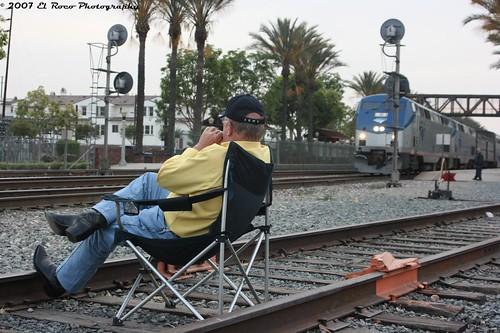 Railfan'in in Style