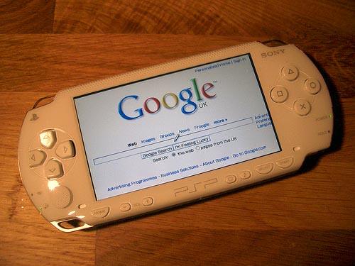 Una plataforma portátil con acceso a Internet