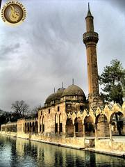 The Balik Gol - Where the Prophet Ibrahim was born at Sanli Urfa - Turkiye (Saddozai) Tags: islam turkiye sanliurfa abraham ibrahim mohammad hdr allah muhammad monotheism saddozai