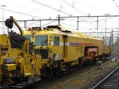 strukton # 4 (giedje2200loc) Tags: railroad train work de tren eisenbahn rail zug trains mow infra chemin trein fer treinen chemindefer ferrocaril zugen railinfra strukton