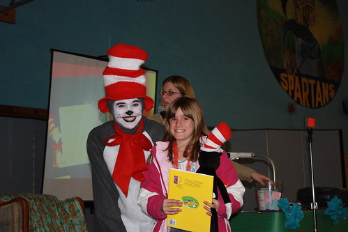 Winner of the Cat in the Hat Book
