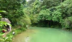 Laguna Tiuyacu Moyobamba-Per (michaeldelpiero) Tags: peru selva amanecer laguna tarapoto carreteras moyobamba eme30 peruvianimages michaeldelpiero tiuyacu