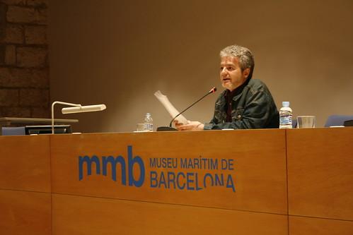 Màrius Serra parlant sobre 6Q