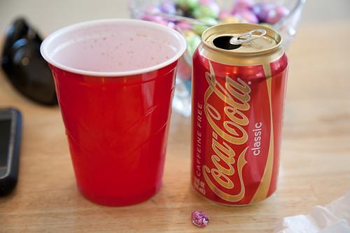A Free Coke
