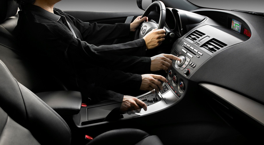 test drive Mazda3 2010