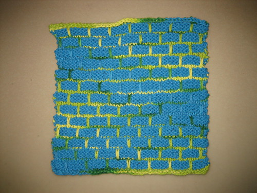 March Ballband Dishcloth Madness
