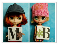 Roll Call - dolly diptych 1/52