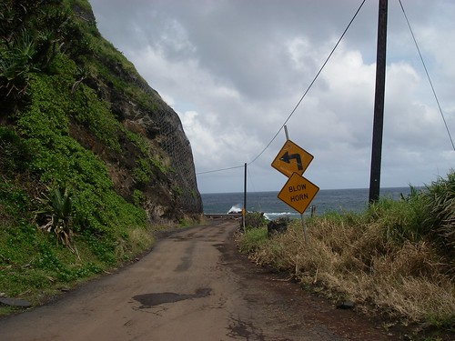 End of Road to Hana