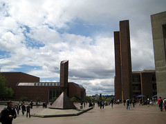 'Red' Square, University of Washington