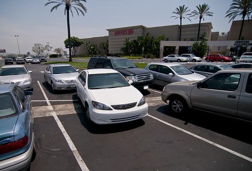 138/365 nice parking...