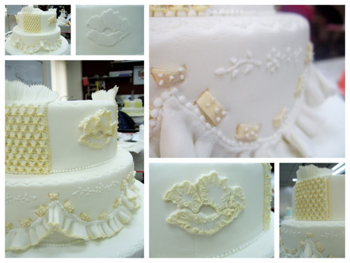 Squires Kitchen (UK) Professional Diploma in Cake Decorating