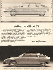 Citroen CX (1980) (jens.lilienthal) Tags: auto old classic cars car vintage print advertising japanese media reclame ad citroen cx voiture historic advertisement advert older oldtimer autos werbung reklame voitures anzeige youngtimer