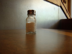 Saltshaker on Table (For Victor)
