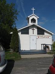 Chapelle Marie Reine des Coeurs
