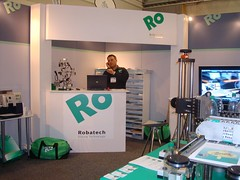 X-Board - Robatech Exhibition Stand #3