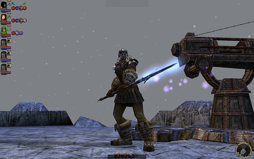 Snowbrook Archer Hauberk and Morden-Viir Lance