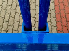 II (Daniel Kulinski) Tags: life park camera city blue urban test macro wet car closeup contrast digital work myself lens carpet mirror town photo still walks close angle zoom pavement unique daniel think tube pipe barrel wide captured may picture shapes first samsung poland sidewalk paving warsaw civic around 24 hd 24mm did footpath citizen 2009 flick 1000 thousand enlarge pathway conduit municipal magnify compact proximity causeway wideanglelens urbanspace duckboard kuliski urbanshapes amoled didmyself tl320 samsungimaging wb1000 gettypoland1 gettycentraleurope