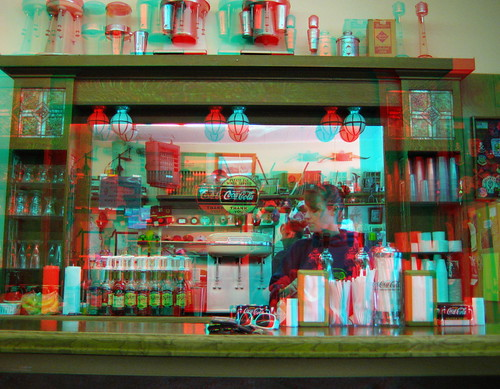 Oldest Soda Fountain in WY (3D)