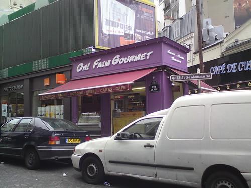 Oh! Faim Gourmet