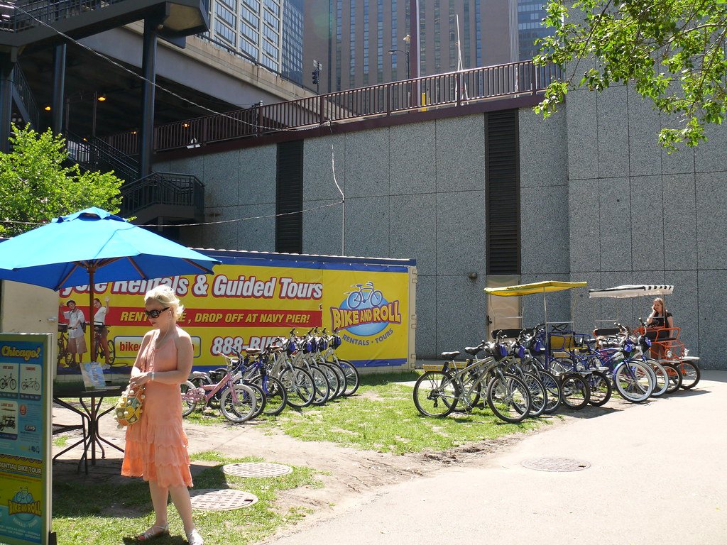 Chicago Bike Rentals