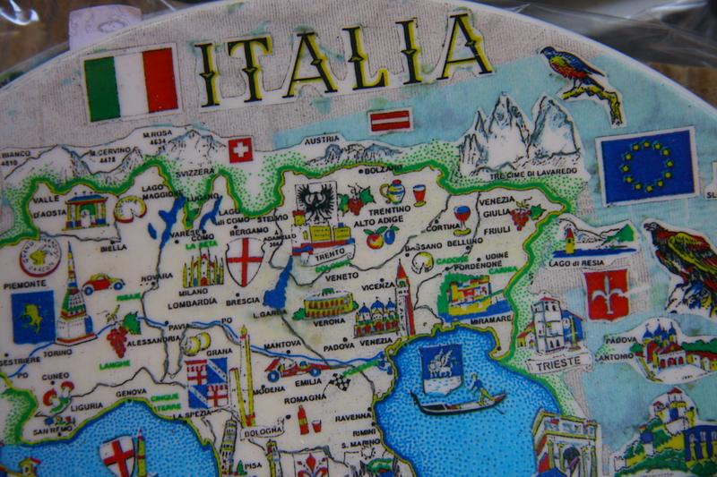 ITALIA ON PLATE