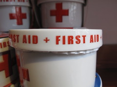 Chocolate first aid box