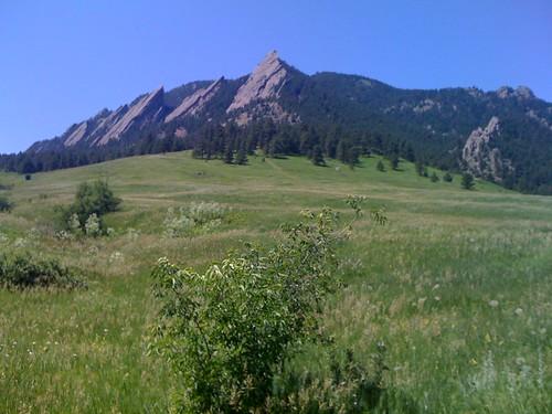 Boulder Skyline Traverse