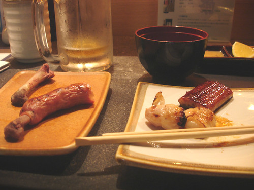 High Elevation Yakitori