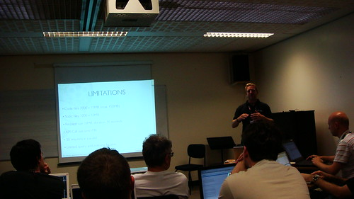 Bernd Dorn on Google AppEngines limitations