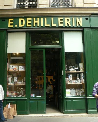 E. Dehillerin