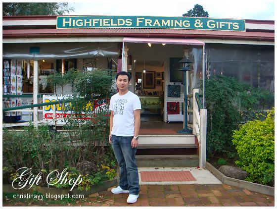 Highfields: The Village Green